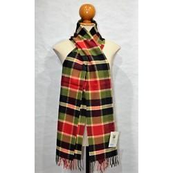 Bufanda de Grazalema cuadro escocés