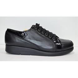 D'IVAN: Zapato cómodo de cordones.