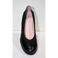 PAR Y MEDIO: Zapato de tacón cómodo.