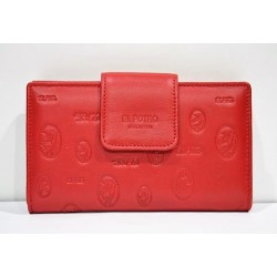 El Potro: Cartera de señora de 17 cm. roja