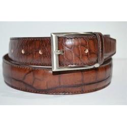 MIGUEL BELLIDO: Cinturón de caballero de vestir